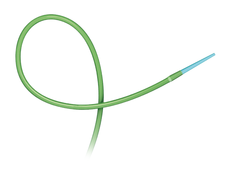Radifocus® Glidecath® Angiographic Catheter